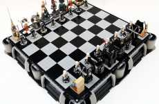 Nerdy Chess Sets
