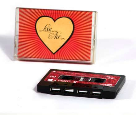 USB Data Storage for the Romantic Type