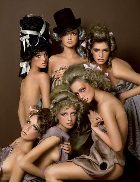 Cabaret Photo Shoots