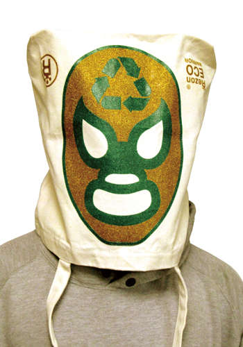 Mexican Wrestling Sacks