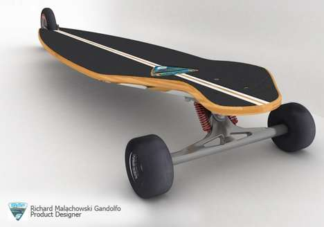 Tricycle Skateboards