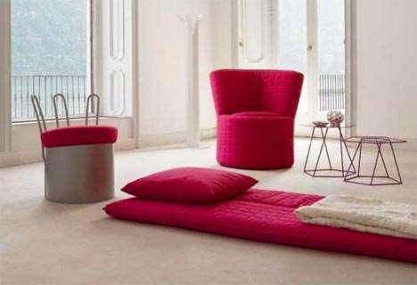 Low-Tech Convertible Furniture
