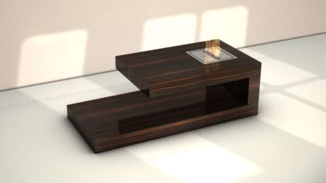 Coffee Table Book-Burners