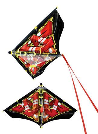Motorized Stunt Kites