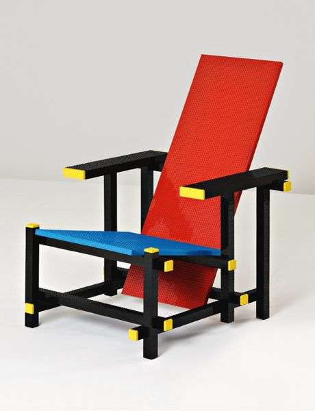 $33,000 LEGO Chairs