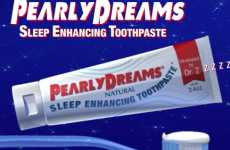 Snooze-Inducing Toothpaste - PearlyDreams Oral Hygiene & All Natural Sleep Aid