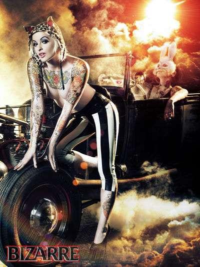Tattooed Road Warrior Photos