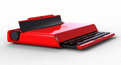 Reinventing Typewriters