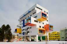 Playground-Inspired Architecture - Salzburg's Lanserhofwiese is Colorfully Playful