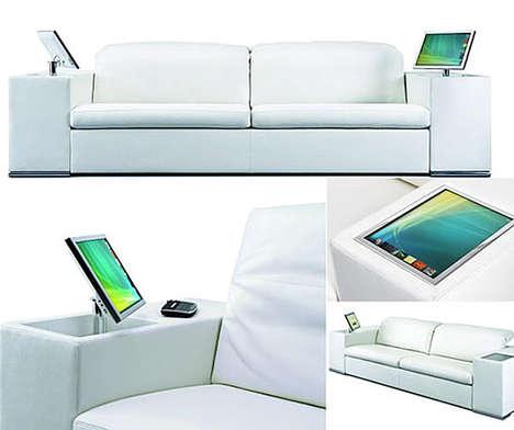 PC-Enhanced Sofa Couches