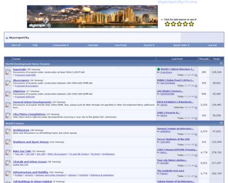 Infrastructure Fanatic Forums