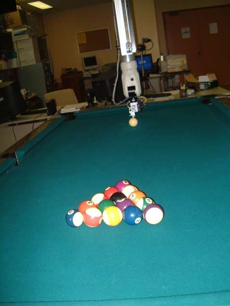 Robot Pool Sharks