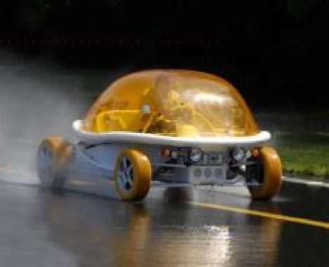 24 Otherworldly Electric Cars