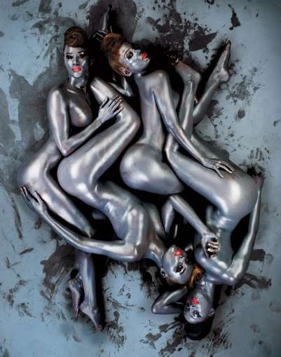 Dotcom Sexvertising - Marc Ecko's 'Hot Artists X' Photo Collection