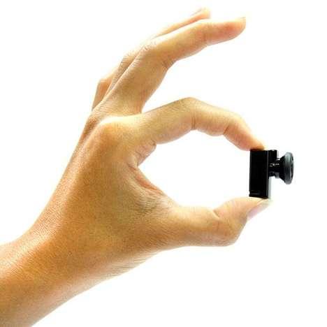 Miniature Music Players