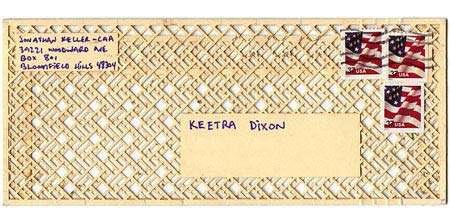 Geometric Mailing Accessories