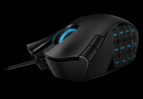 Laser Gaming Mice