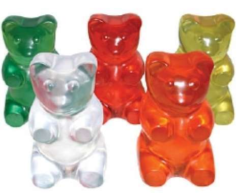 13 Yummy Gummy Bear Finds