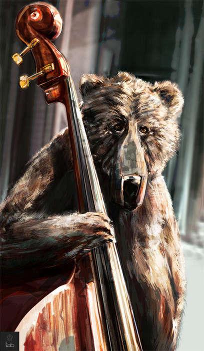 Musical Mammals