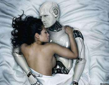 Sex Robots - David Levy Says Artificial Intelligence Coming Soon (In Bed)