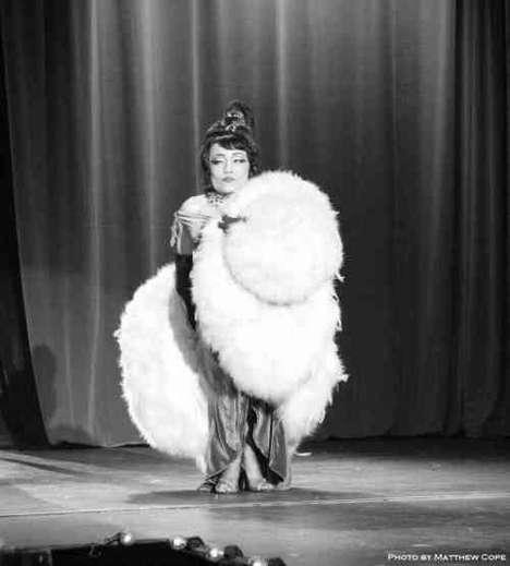 Bite-Sized Burlesque Dancers
