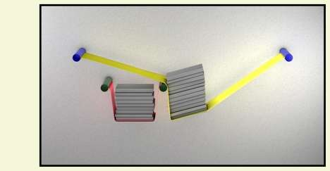 Elastic Bookshelves
