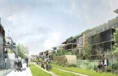 Urban Ecodistricts - EXP Architects' 'Heudelet 26' Will Add Green to Dijon, France