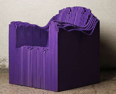 13 Sound Wave Sculptures