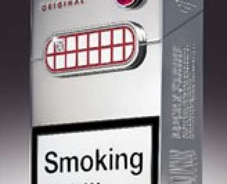 11 Compelling Cigarette Packs