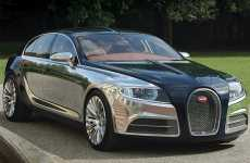 Chromed-Out Concept Supercars - Bugatti Galibier 16C Pushes Luxury Cars the Shiny Limits
