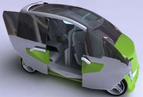 Bird-Inspired Cars