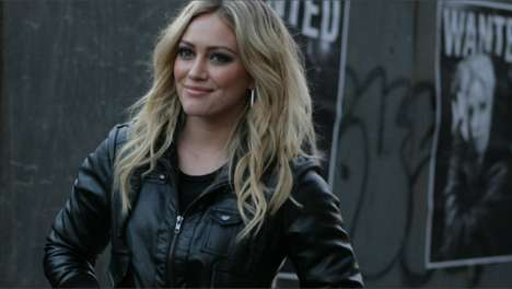 Vixen Videovertising - Hillary Duff's Femme for DKNY Jeans Chases the Fashion Scene