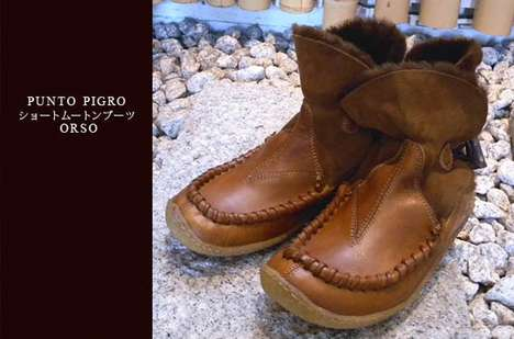 Woodsman Footwear - Punto Pigro Orso Boots Keep You Warm When You're Living Off the Land