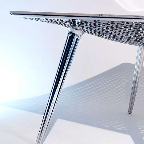 Porous Luxury Tabletops