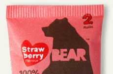 Bear Branded Healthy Snacks - Bear Offers Tasty Candy Alternatives That are Also Good for You
