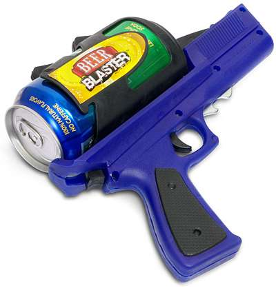 Alcoholic Squirt Guns