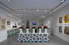 Artistic Art Shops - The Gagosian Gallery Retail Shop is as Cool as the Gallery Itself