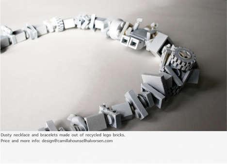 Geekette LEGO Jewelry