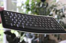 Super Thin Keyboards