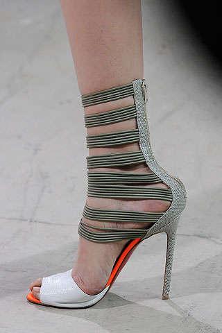 Strap-Happy Heels