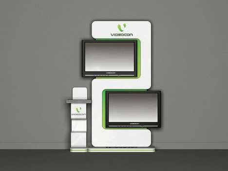 Double-Decker TV Stands