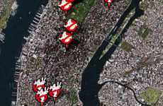 1980s Movie Map Guides - Interactive Google Map Guide to 'Ghostbusters' Tours New York