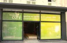 Microsoft Eateries - Windows Cafe Opens in Paris in Anticipation of New Operating System