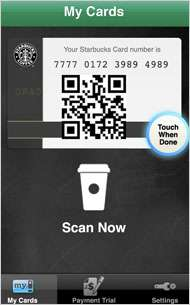 Mobile Coffee Orders - Pay for Your Next Starbucks Drink on Your iPhone