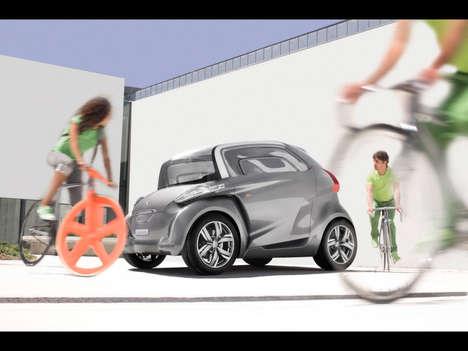 Ecosaving Small Cars