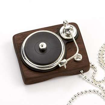 Occupational Talismans - Darkcloud Silver DJ Jewelry is Sweet, Even if You Aren't a DJ