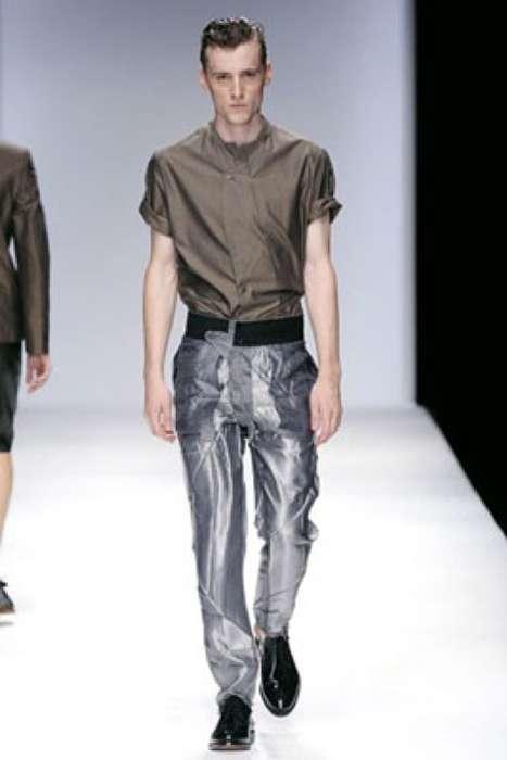 Aluminum Foil Fashion