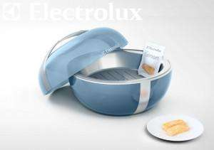 Sleek Slow Cookers - Electrolux Cocoon Prepares Chicken and Fish With Focus on Human Needs