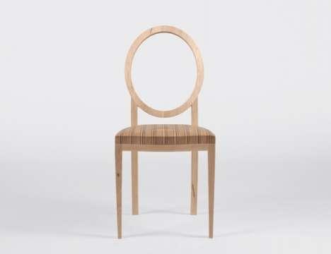 Optical Illusion Seating