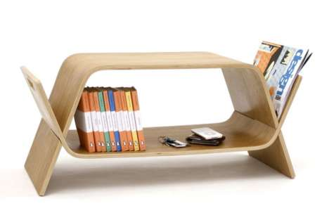 Multi-Tasking Tables - John Green's 'Embrace Table' is a Three-In-One Space-Saving Solution